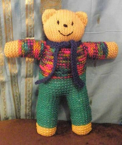 Thoughts From The Bus Stop Knitting For Uk Charity Teddies For