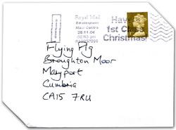 Envelope250