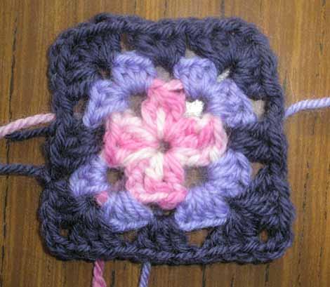 First_crochet
