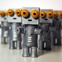 Mini Robo by The Blockheads