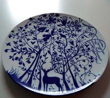 'Deep in the Forest' plate by Tord Boontje (c) anniebee