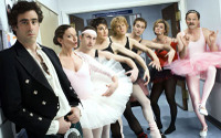 Cast of Green Wing (c) Channel 4