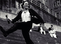 Heath Ledger dancing in '10 Things I Hate About You', via www.allmoviephoto.com