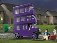 The LEGO Knight Bus