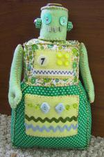 Lady robot (c) Wee Wonderfuls