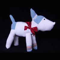 Sock Dog by Naive Knitting